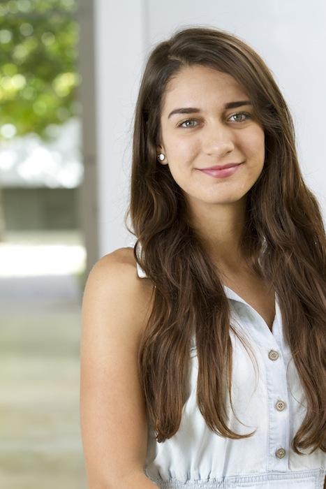 Patricia Cepeda Crespo, estudiante de lenguas extranjeras y ciencias políticas. (Suministrada)