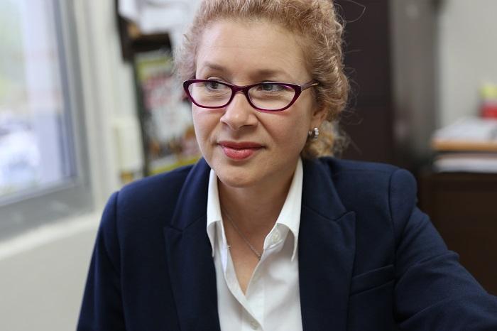Purísima Centeno Alayón, bibliotecaria del CITec y creadora del proyecto. (Suministrada)