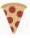 Emoji de pizza