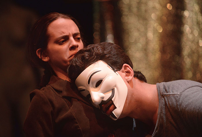 La obra fue bien acogida en su estreno en España, en el Festival de Teatro Internacional Universitario de Santiago. (Ricardo Alcaraz/Diálogo)