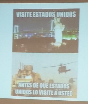 Presentación de José Rivera. (Antonella Vega / Diálogo)