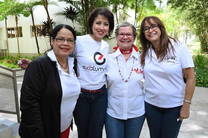 Día del Exalumno UPR Administración Central. Foto por Ingrid Torres