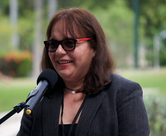 La doctora Maritza Barreto. (Suministrada)