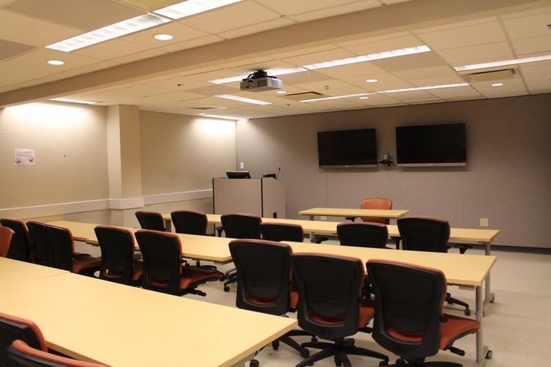 Sala de video conferencias en la Red Graduada