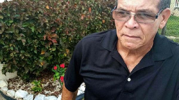 Víctor Rodríguez Aguirre, vecino del sector Santa Ana en el barrio Jobos de Guayama, Puerto Rico. (Suministrada / CPI)