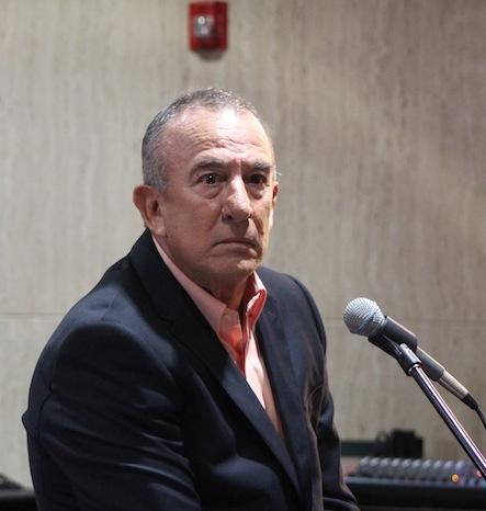 Manuel Cidre, candidato independiente. (Deborah Rodríguez / Diálogo)
