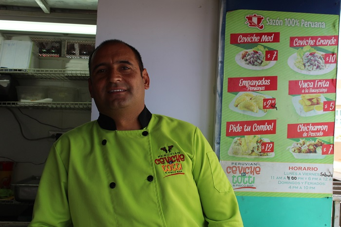 Daniel Del Castillo. (Antonella Vega / Diálogo)