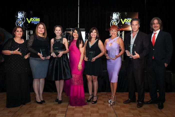 Premios Voces Excelencia Inmunización.