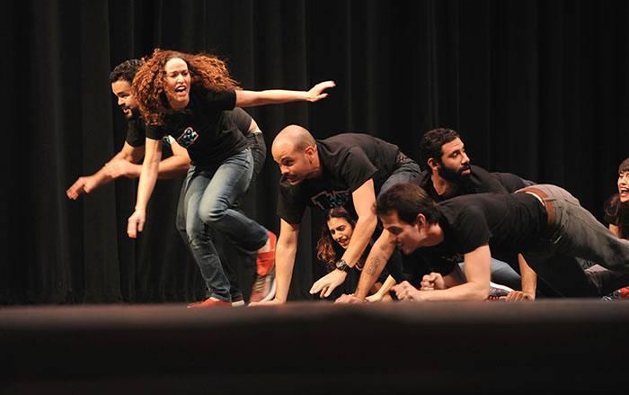 El colectivo se presentó en el Teatro de la Universidad de Puerto Rico, Recinto de Río Piedras, en marzo de 2013 con sumo éxito. (Ricardo Alcaraz/Diálogo)