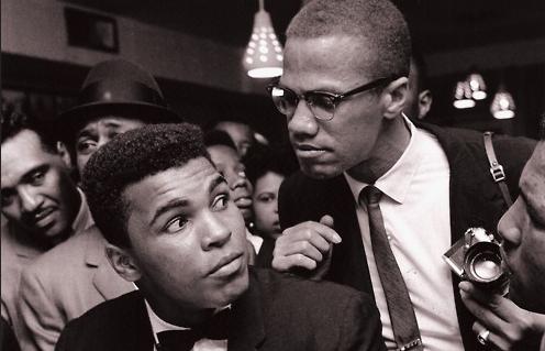Ali y Malcolm X