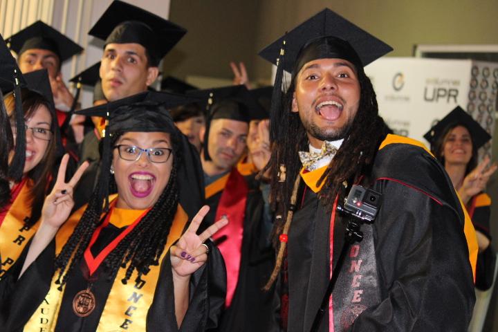 Graduación UPR Ponce 2016