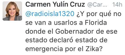 Yulin vs CDC