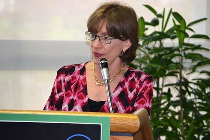 Celeste Freytes, recién nombrada presidenta interina. (Prensa RUM)