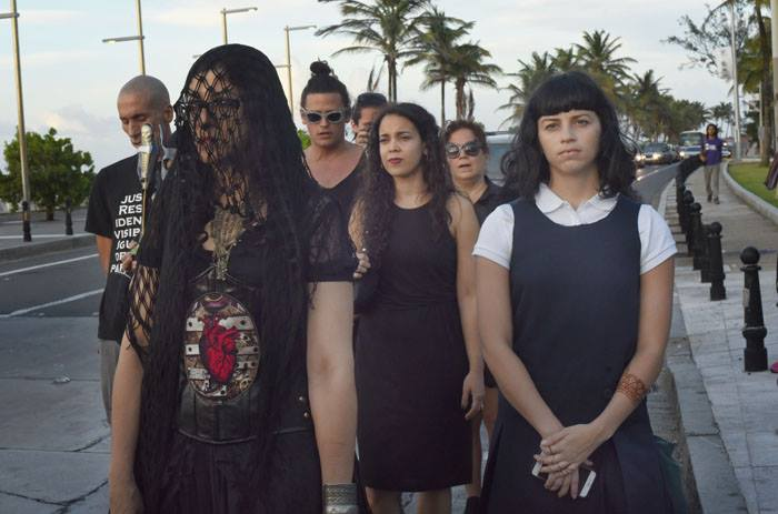 Comitiva funebre
