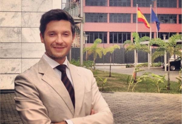 El escritor y diplomático Luis Melgar Valero. (Instagram)