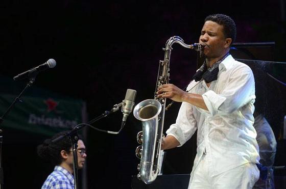 Para Sánchez, la música es también un canal que puede llevar un mensaje sociopolítico. (Ricardo Alcaraz Díaz - Diálogo)