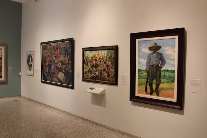 Exhibición museo UPR