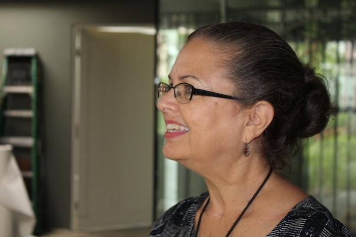 Flavia Marichal, directora del Museo UPR
