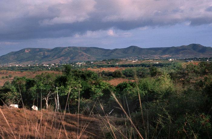 La Reserva Agrícola del Valle de Lajas cuenta con 48,035 cuerdas de terreno, distribuidas entre los municipios de Yauco, Guánica, Sábana Grande, Lajas y Cabo Rojo. (Ricardo Alcaraz).