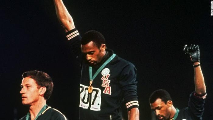 Black Power Olimpiadas 1968