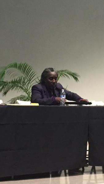 El cubano Allen-Hilton ha trabajado con comunidades afectadas por las drogas en Colombia. (Manuel Guillama/Diálogo)