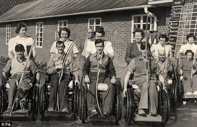 Los Stoke Mandeville Games fueron los precursores del deporte paralímpico. (Dailymail.uk)