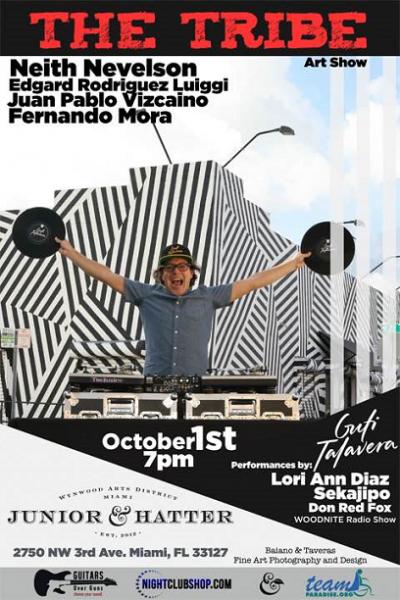 El evento se celebrará en Wynwood. En la foto, el DJ boricua Guty Talavera. (suministrada)