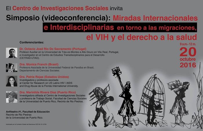 Promoción Simposio de CIS. (Facebook)