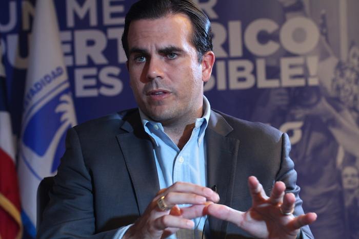 Rosselló asegura que bajo su administración la UPR recibiría hasta $450 millones adicionales. (Adriana de Jesús Salamán/Diálogo)