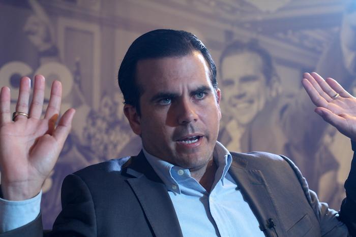 Rosselló difiere de las conclusiones que presenta el Plan Fiscal de Alejandro García Padilla. (Adriana de Jesús Salamán/Diálogo)