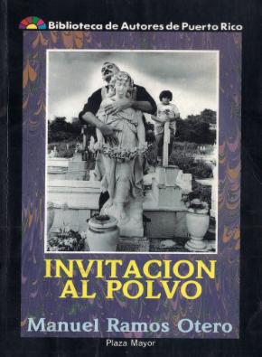 Libro Invitacion al polvo