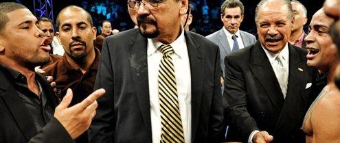 Antes de subir al ring, meses, incluso años antes, ya 'Juanma' y 'Papito' boconeaban entre ellos. (mrboxingpr.com)