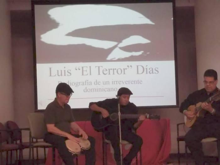 Presentación de Alí Tapia.