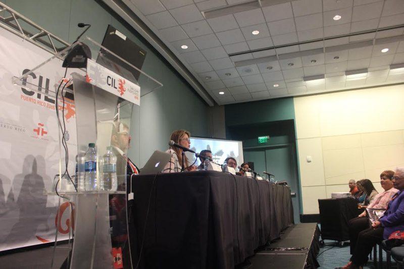 Especialistas y escritores procedentes de una treintena de países llegaron a Puerto Rico en marzo para participara en el VII Congreso Internacional de la Lengua Española. (Suministrada)
