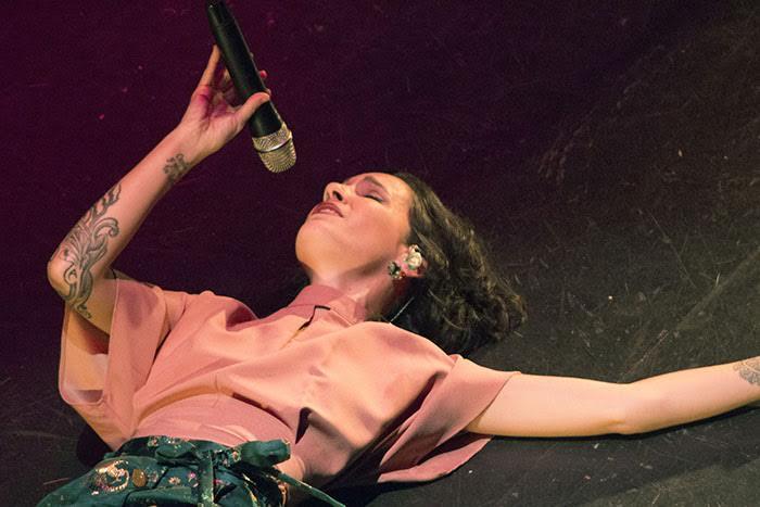 "Ileana ""iLe"" Cabra presentó este año Ilevitable, su primer álbum como solista. (Ricardo Alcaraz/Diálogo)"