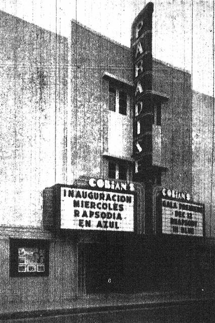 Cine Paradise, Río Piedras (Archivo)