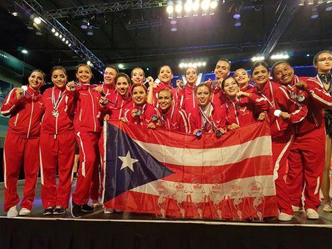 Dance Team UPRRP