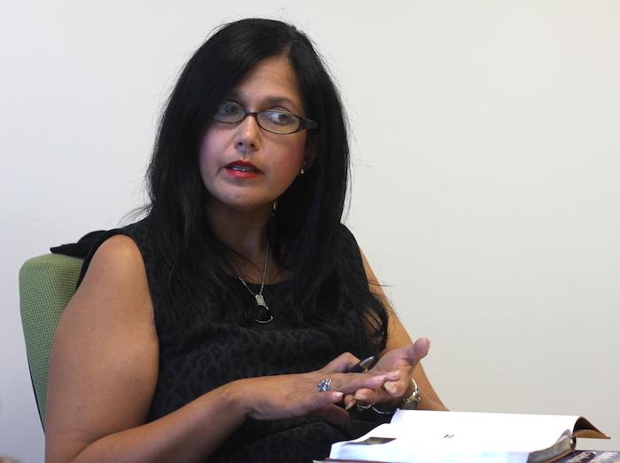 Doctora Soami Santiago, profesora del Recinto de Ciencias Médicas de la UPR. (Adriana De Jesús/ Diálogo)