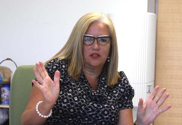 Doctora Grace Owen, directora del programa de audiología del RCM. (Adriana de Jesús/Diálogo)