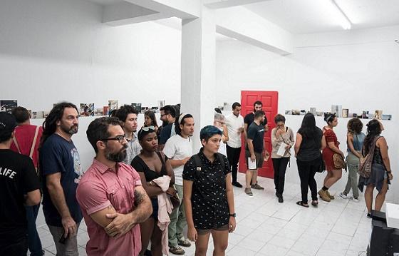El espacio Km 0.2 e Ibarra y Tirado es un taller y una galería. (suministrada)