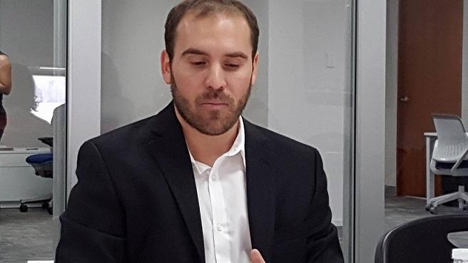 """""""Un gobierno que de forma constructiva encare un plan de restructuración, también tiene que tener un plan delineado para volver a crecer"""", Martín Guzmán."""
