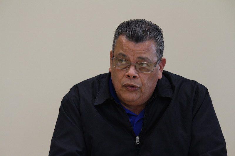 Doctor Robinson Vázquez, profesor de Consejería en Rehabilitación de la UPRRP. (Osvaldo Cortés)