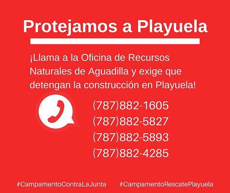 Protejamos Playuela