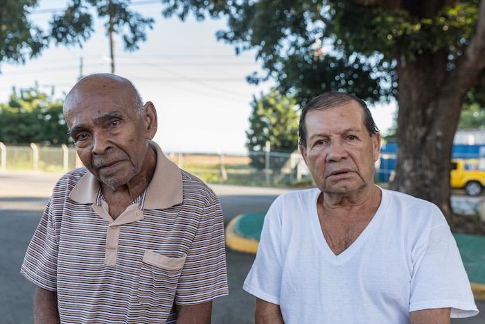 Félix Luis Morales Torres y Héctor Luis Negrón Cintrón (CPI)