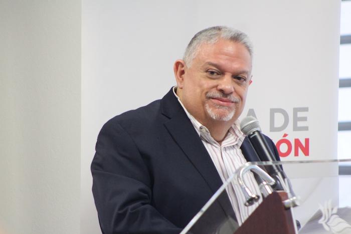 Eliseo Colón Zayas, exdirector de la Escuela de Comunicación. (Ronald Ávila)