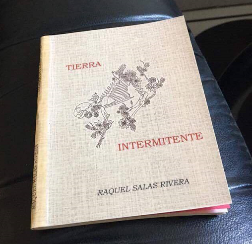 Raquel Libro Front