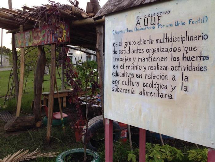 Estación del Huerto Semilla- Foto Facebook Huerto Semilla UPRRP