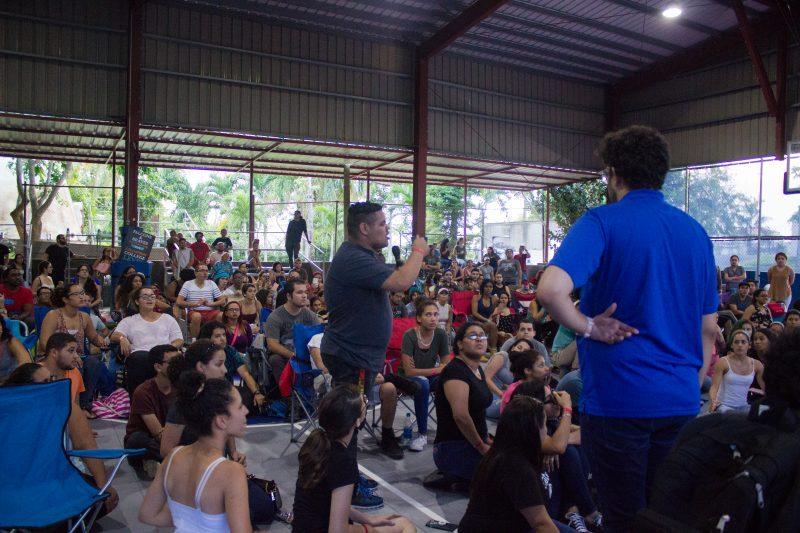Asamblea UPRCa