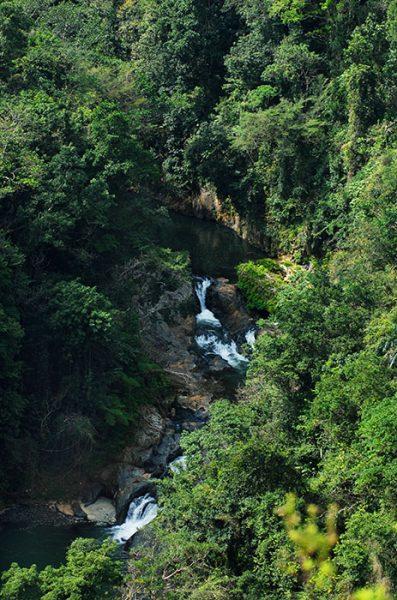 Río Tanamá en la zona del karso, en Arecibo. (Ricardo Alcaraz / Diálogo)