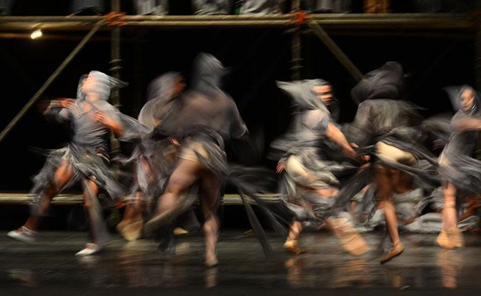 Cada 29 de abril, miles celebran la danza como metáfora de vida. (Ricardo Alcaraz/Diálogo)